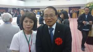 平沢先生と副社長